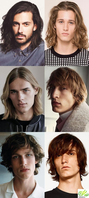 مدل مو مردانه 2017 بنا به اعلام مجله مد و زیبایی fashionbeans