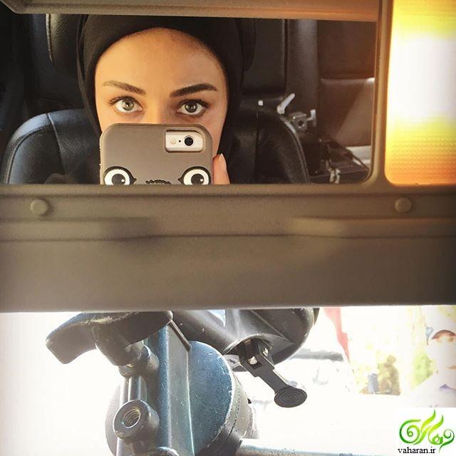مصاحبه با ویدا جوان بازیگر ماه و پلنگ + بیوگرافی کامل و عکس های جدید