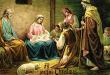 والپیپر تبریک تولد حضرت عیسی (ع) ۲۰۱۸