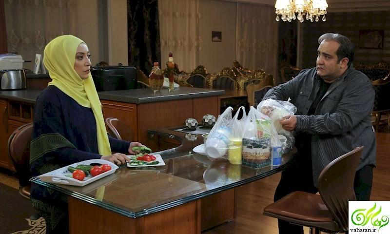 پخش سریال آرام می گیریم از شبکه دو + بازیگران و داستان و زمان پخش و عکس