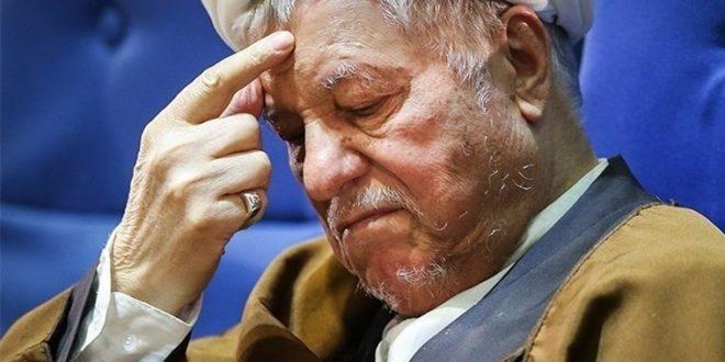 آیت الله هاشمی رفسنجانی در بیمارستان بستری شد + جزییات کامل