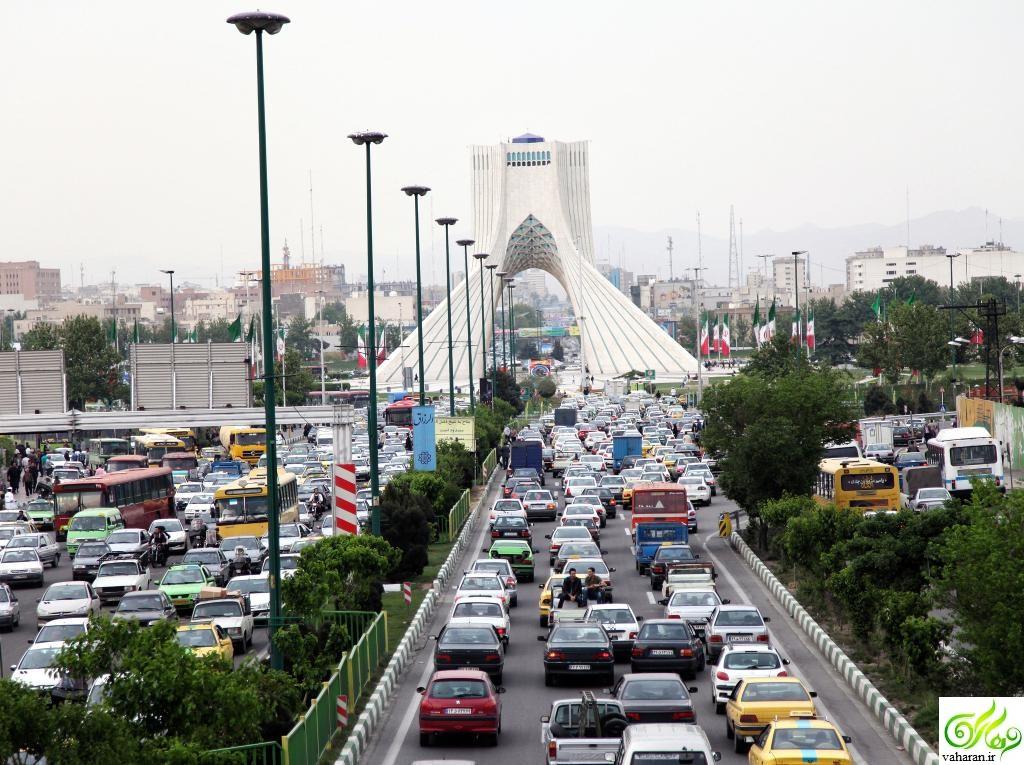محدودیت های ترافیکی 19 خرداد 96 + فهرست مسیرها