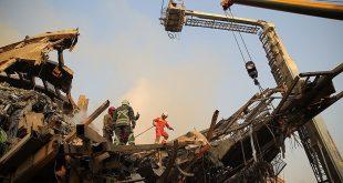 اعلام اسامی آتش نشانان مفقود شده در حادثه پلاسکو