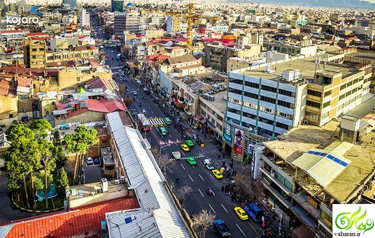 باز شدن خیابان جمهوری از روز شنبه 9 بهمن 95
