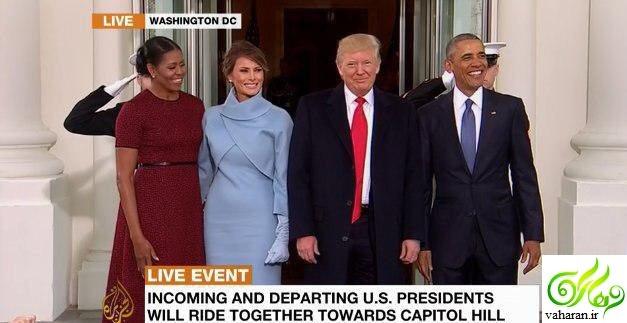 برگزاری مراسم سوگند دونالد ترامپ 2017 + عکس و حواشی