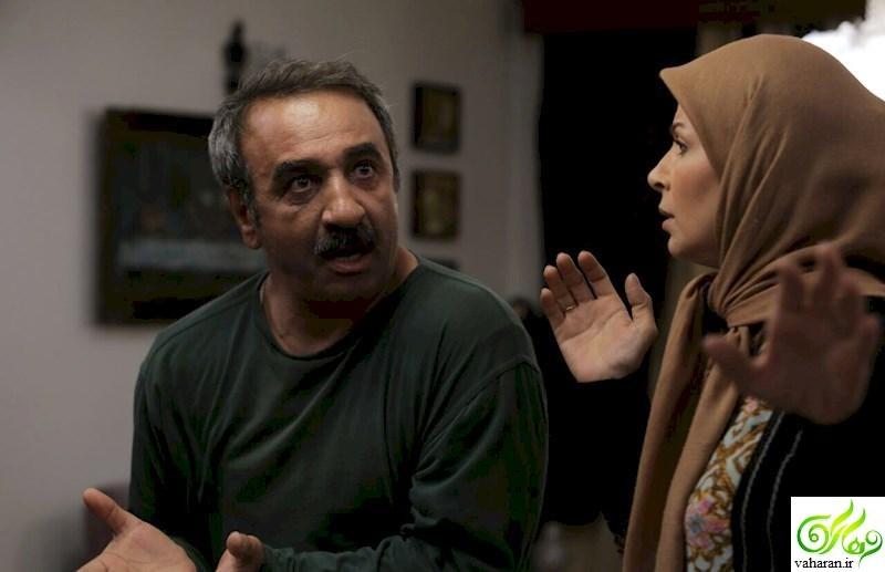 بیوگرافی علی اوسیوند بازیگر نقش ناصر در سریال آرام میگیریم