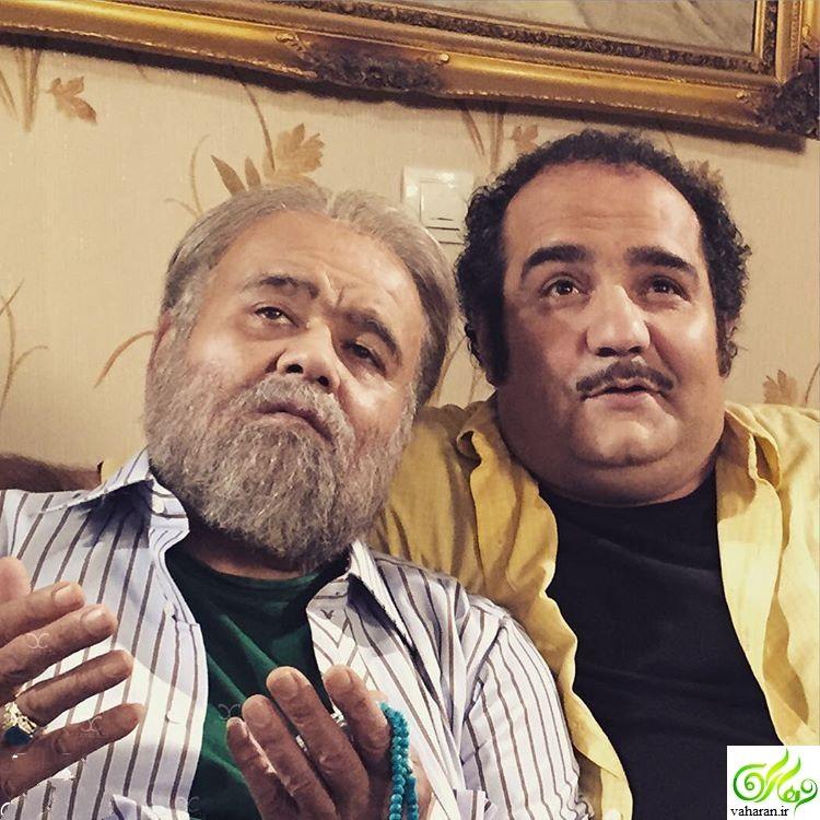 بیوگرافی میرطاهر مظلومی بازیگر نقش منصور در سریال آرام میگیریم