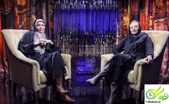 حرف های فمنیستی یکتا ناصر در برنامه آبان دی 95
