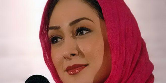 حواشی هدیه یکی از طرفداران الهام حمیدی به او + عکس و فیلم واکنش اش