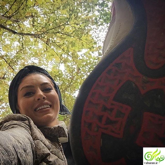 عکس جدید و آتلیه ای سحر قریشی بهمن 95