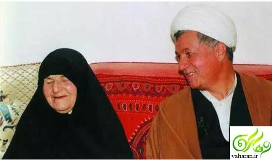 عکس دیدنی از مادر رفسنجانی + جزییات حکم مستمری هاشمی رفسنجانی !