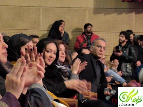 عکس های افتتاحیه جشنواره فیلم فجر 95