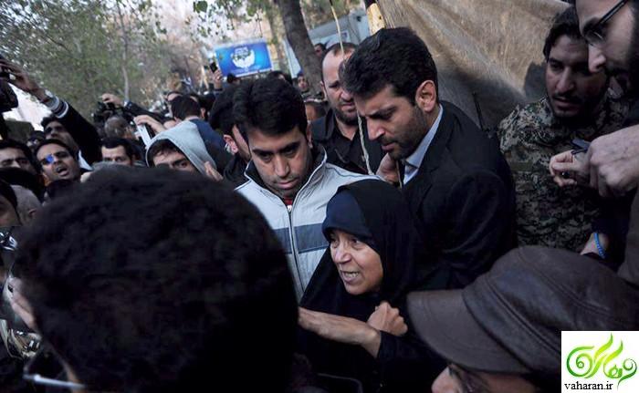 عکس های تشییع هاشمی رفسنجانی دی 95 + حواشی