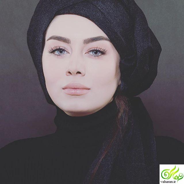 عکس های جدید و آتلیه ای سحر قریشی بهمن 95