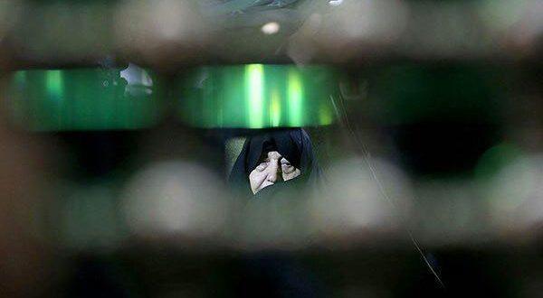 عکس های قبر رفسنجانی در حرم امام (ره) + لحظه گذاشتن رفسنجانی در قبر