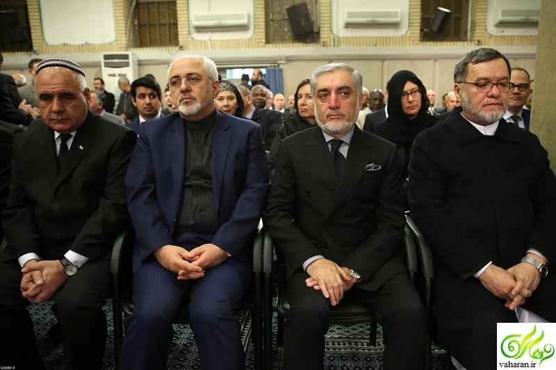 عکس های مراسم ترحیم هاشمی رفسنجانی دی 95