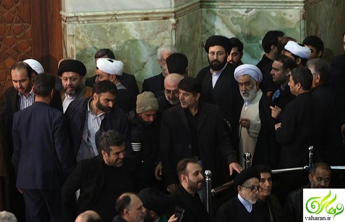 عکس های مراسم هفت رفسنجانی دی 95