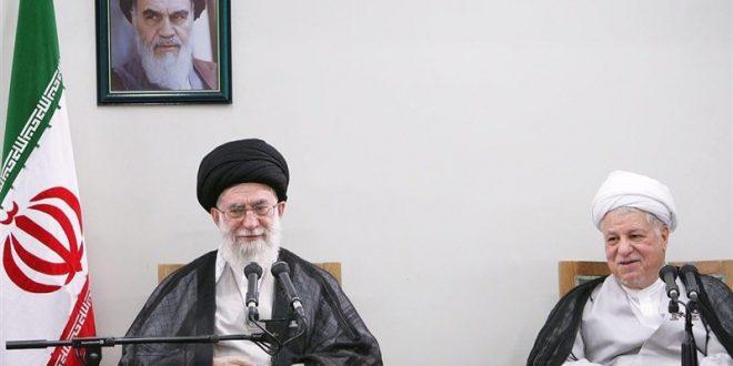 متن پیام مقام معظم رهبری برای تسلیت درگذشت هاشمی رفسنجانی دی 95