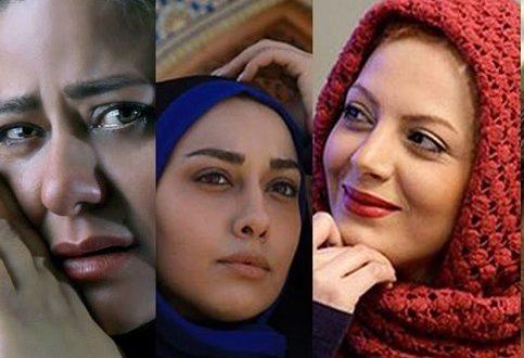 معرفی سه بازیگر زن معروف ایرانی+ عکس