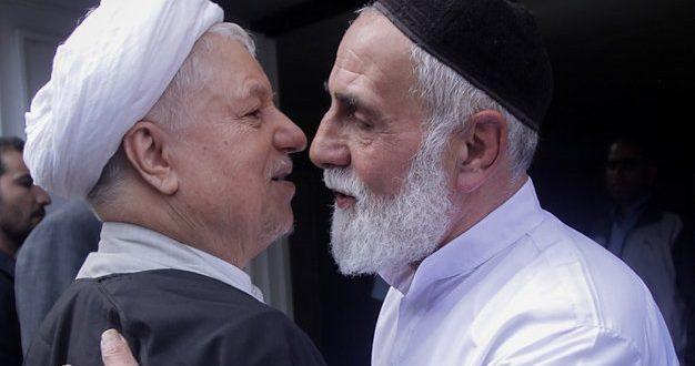 ناطق نوری جانشین هاشمی رفسنجانی شد؟!