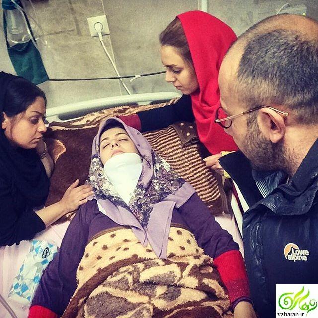 وضعیت جسمانی بیتا سحرخیز از زبان کارگردان سریال شکوه یک زندگی
