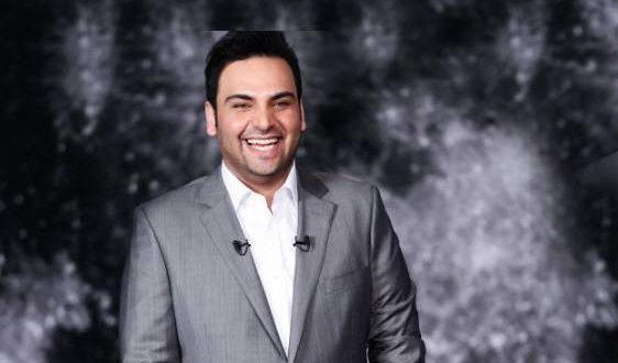 احسان علیخانی مجری ویژه برنامه شبکه سه نوروز 96 شد