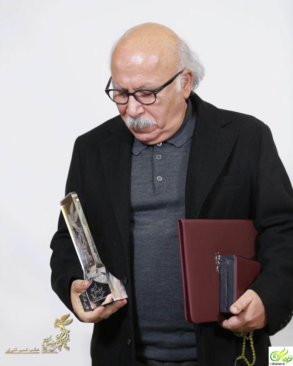 اسامی برندگان جشنواره فجر 95 + عکس های اختتامیه جشنواره فجر 35