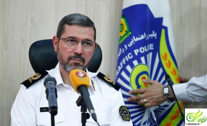 اطلاعیه رییس پلیس راهور ناجا برای کسانی که تازه گواهینامه گرفته اند