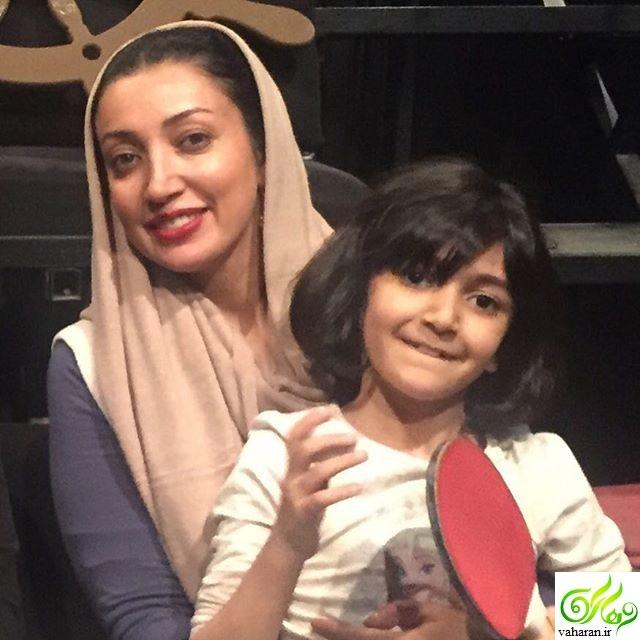 بیوگرافی نگار عابدی بازیگر نقش ماهرخ در سریال آرام میگیریم