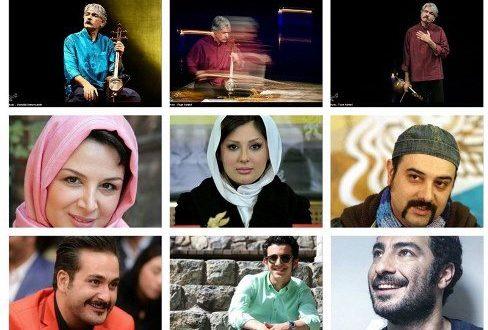 تبریکات جالب و خواندنی بازیگران به کیهان کلهر برنده جایزه گرمی 2017
