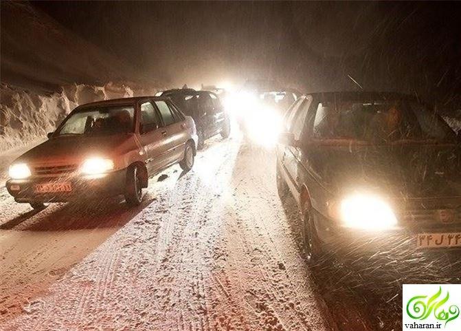 تعداد مصدومان و در زیر آوار ماندگان و کشته شدگان جاده دماوند - فیروزکوه