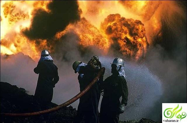تعداد مصدومان و کشته شدگان انفجار در خلیج فارس اسفند 95