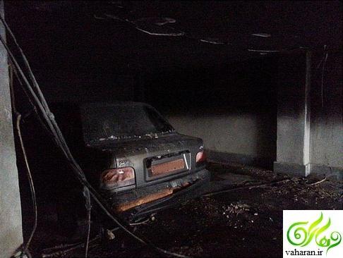 جزییات خبر آتش سوزی در خیابان سیمون بولیوار + تعداد کشته ها و مصدومان و عکس