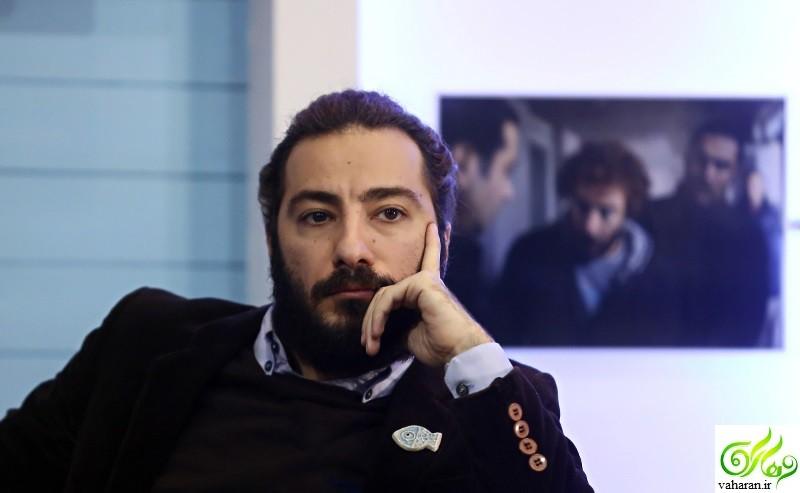 جزییات خبر جدایی نوید محمدزاده از همسرش + بیوگرافی و عکس