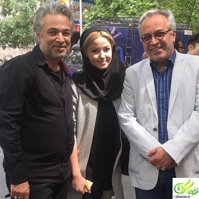 عکس و بیوگرافی مهناز بیات همسر حسن جوهرچی + عکس و بیوگرافی فرزندانشان