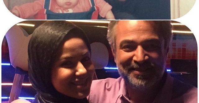 صحبت های جدید آوا جوهرچی در اینستاگرام در مورد علت فوت پدرش