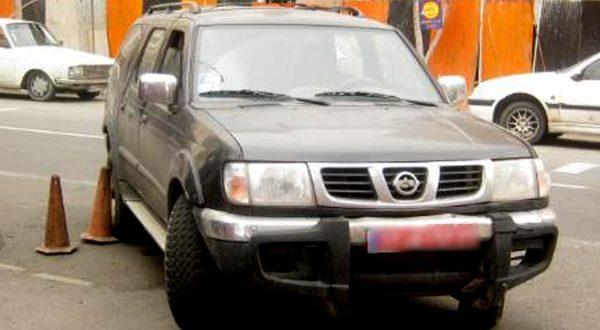 جزییات سرقت خودروی حامل پولِ بانک پاسارگاد اسفند 95