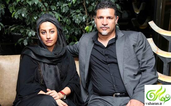 جنجال عکس های بدون حجاب همسر علی دایی + عکس