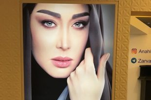 سارا منجزی پور مدل شد + عکس و بیوگرافی