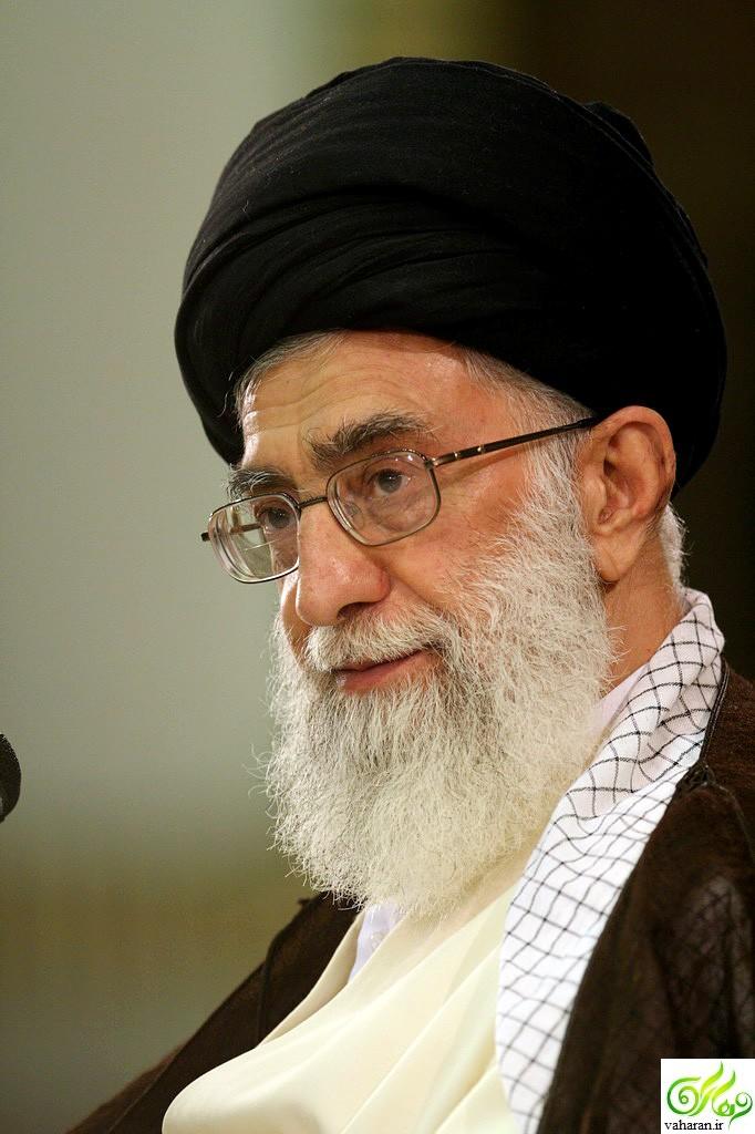 صحبت های مقام معظم رهبری درباره مردم خوزستان: تقصیر را به گردن دیگران نیاندازید!