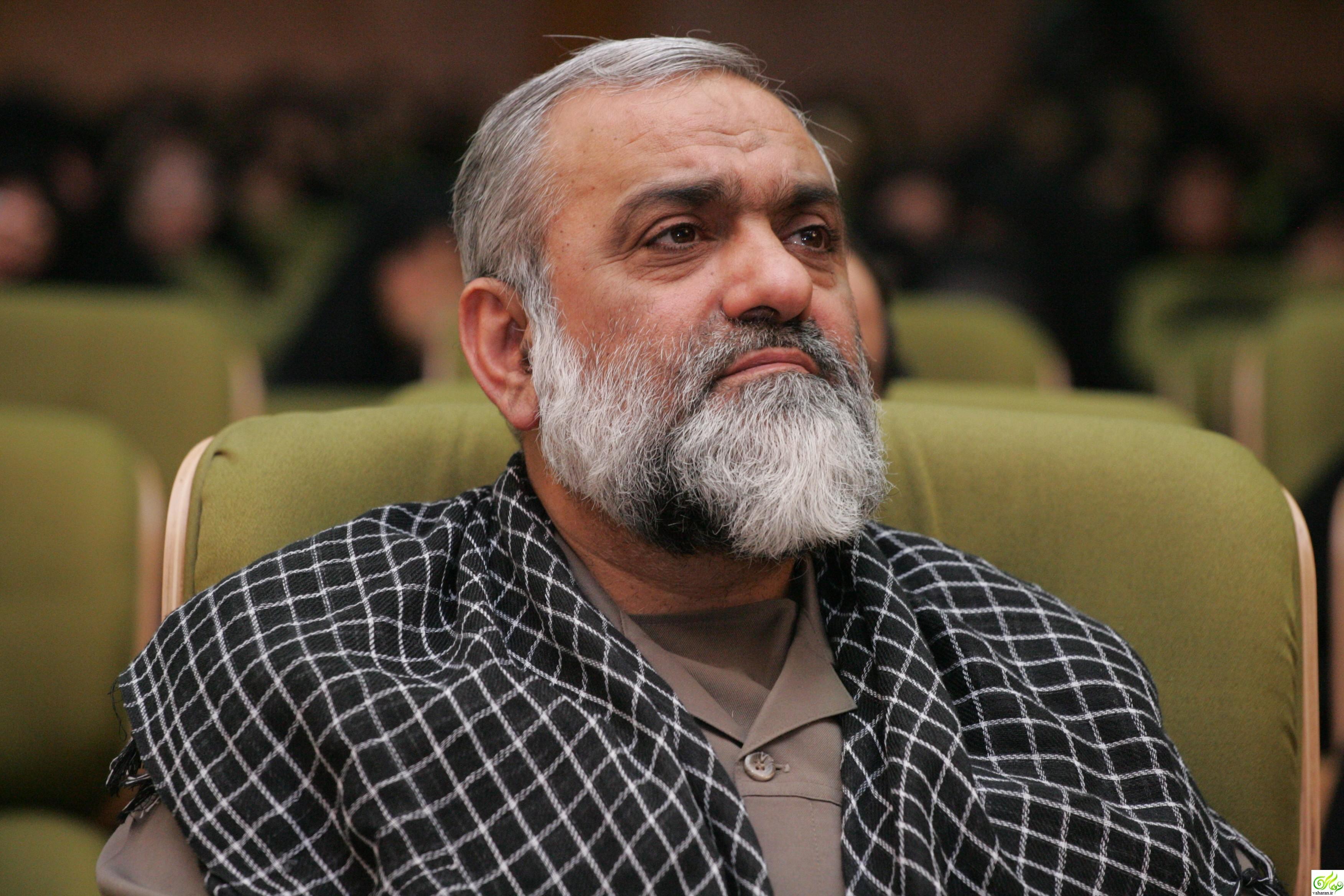 عزادار شدن سردار نقدی + جزییات کامل و بیوگرافی