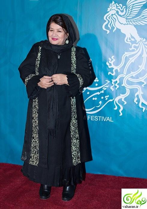 عکسهای بازیگران در پنجمین روز جشنواره فجر 95