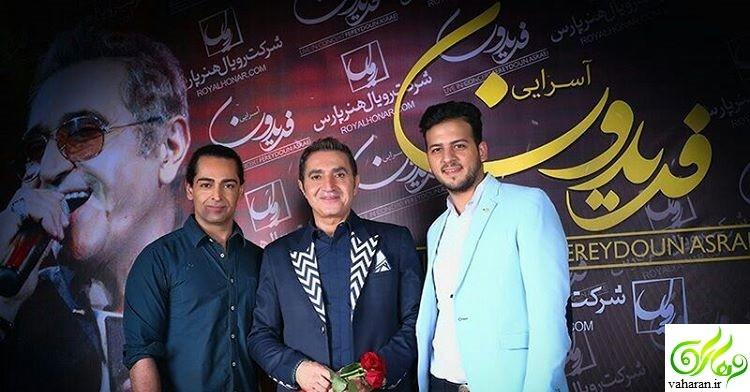 عکس جدید سروش گودرزی در راهپیمایی 22 بهمن 95 + بیوگرافی