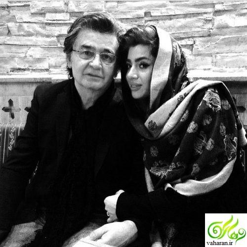 عکس نیمه برهنه تارا کریمی همسر رضا رویگری