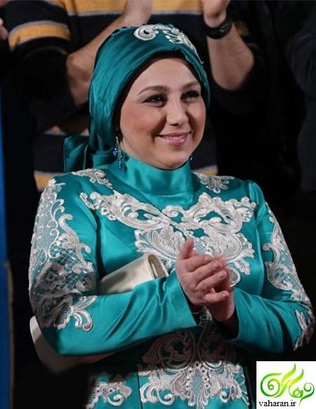 عکس هایی از لباس شیک بهنوش بختیاری در جشنواره فجر 35