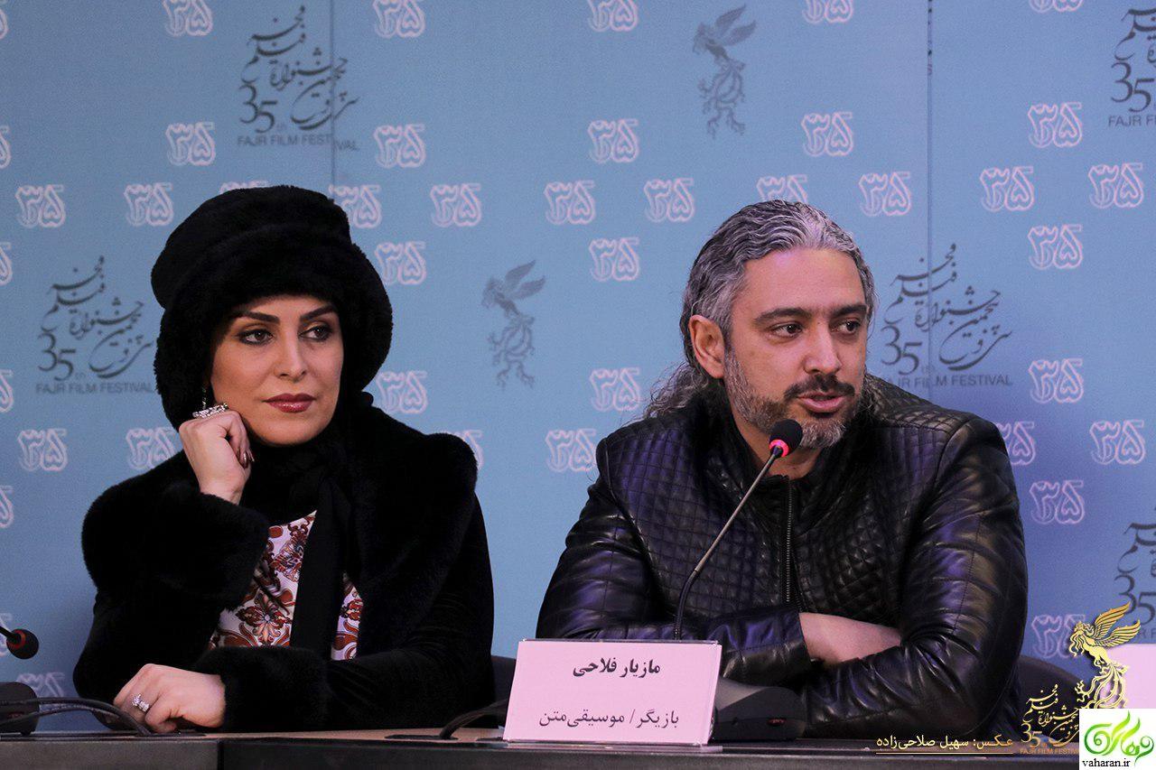 عکس های بازیگران در دهمین روز جشنواره فجر 95