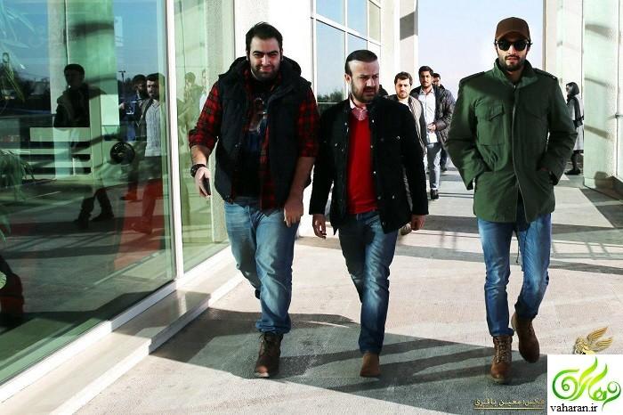 عکس های بازیگران در ششمین روز جشنواره فجر 95 با یاد حسن جوهرچی