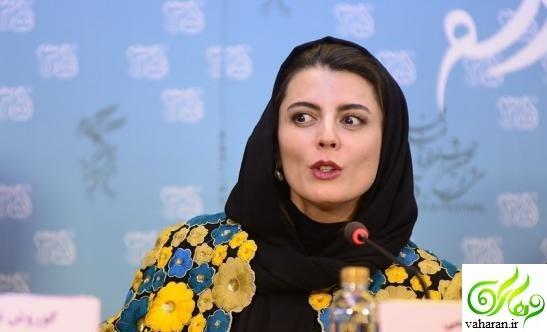 عکس های لیلا حاتمی در جشنواره فجر 95