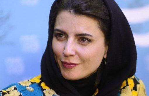 لباس لیلا حاتمی در جشنواره فیلم فجر 95 سوژه شد / 150 متر نخ ابریشم!