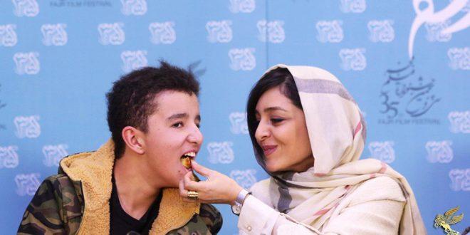 عکس های بازیگران در یازدهمین روز جشنواره فجر 95